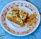 Indian Sweet - barfi Stock Photos