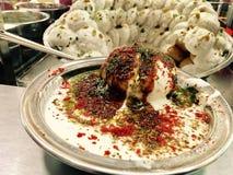 Indian Sweet Dahi Vada Royalty Free Stock Photo