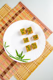 Indian Sweet Gazak or Gajak Royalty Free Stock Photography