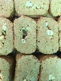 Indian Sweet Gud Kaju Gajak Royalty Free Stock Image