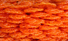 Indian sweet jalebi Stock Photography