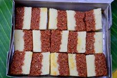 Indian Sweet - Kalakand Royalty Free Stock Images
