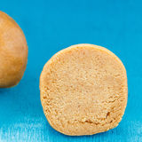 The indian sweet laddu Royalty Free Stock Photos