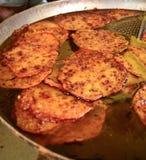 Indian Sweet - Malpua Royalty Free Stock Photos