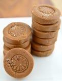 Indian Sweet - Mathura Peda Royalty Free Stock Photo