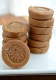 Indian Sweet - Peda Stock Image