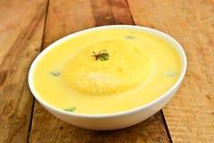 Indian Sweet - rasmalai Stock Images