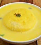 Indian Sweet - rasmalai Royalty Free Stock Photo