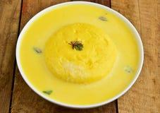 Indian Sweet - rasmalai Royalty Free Stock Image