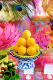 Indian sweet for worship. Stock Photography