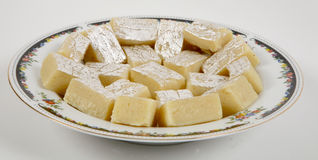 Indian sweets Stock Photography