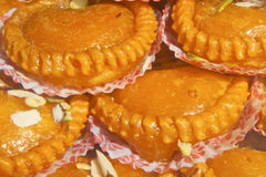 Indian sweets Stock Image