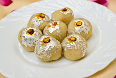 Indian Sweets - Mithai Stock Photos