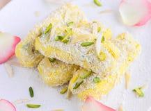Indian Sweets- Patishapta pitha bengali mishti Stock Images