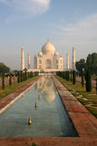 Indian Taj Mahal. It is India's famous buildings, is India's landmark building Royalty Free Stock Image