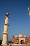 Indian Taj Mahal. It is India's famous buildings, is India's landmark building Stock Photography