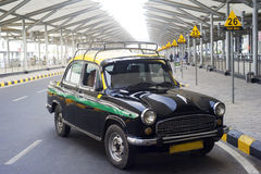 Indian taxi Royalty Free Stock Photo