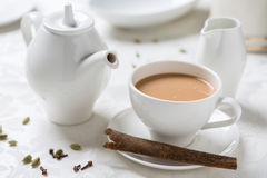 Indian tea stock images