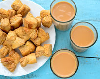 Indian Tea Royalty Free Stock Photos