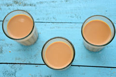 Indian Tea. With spices .Indian masala chai Stock Photography