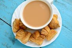 Indian Tea Stock Photo
