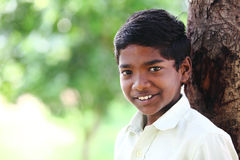 Indian teen boy Royalty Free Stock Image