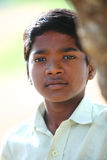 Indian teen boy Stock Photography