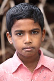Indian teen boy Stock Images