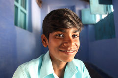 Indian teen boy Royalty Free Stock Photography