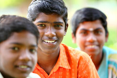 Indian teen boys Royalty Free Stock Images