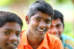 Indian teen boys Royalty Free Stock Photography