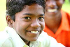 Indian teen boys Stock Images