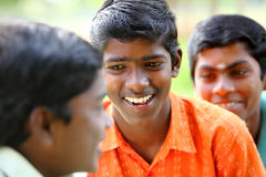 Indian teen boys Royalty Free Stock Photo
