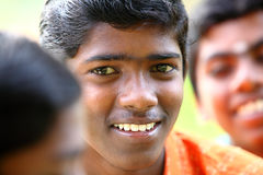 Indian teen boys Royalty Free Stock Photos