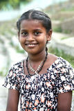 Indian Teenage Girl Royalty Free Stock Photos