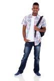 Indian Teenager Boy Stock Photo