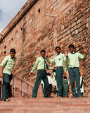 Indian teenager Royalty Free Stock Images