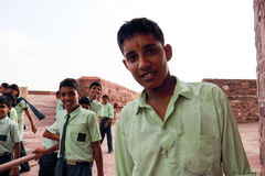 Indian teenager Royalty Free Stock Photo