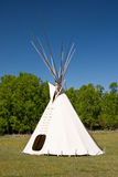 Indian Teepee stock photos