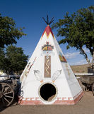 Indian teepee Royalty Free Stock Photos