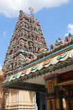 Indian temple architecture Stock Image