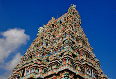 Indian temple stock photography