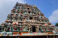Indian temple Royalty Free Stock Photography