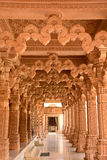 Indian temple architecture Royalty Free Stock Photography