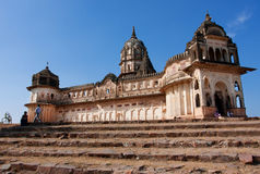 Indian temple of 17 century Royalty Free Stock Photos