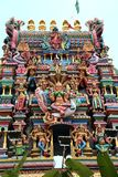 Indian temple in George town Stock Photography