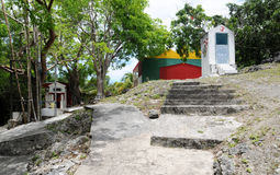 Indian temple of Port Louis in Guadeloupe Stock Photography