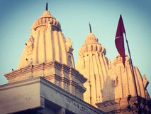 Indian temple. Shiv minder ... soul of Royalty Free Stock Photo