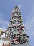 Indian temple Singapore Stock Photos