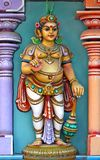 Indian Temple Statue Royalty Free Stock Photography